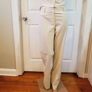 Elie Tahari NWT$198 Estelle stretch pants size 10